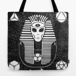 Thoth the Atlantean Tote Bag