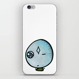 Winky the Monster iPhone Skin