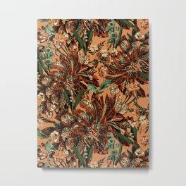 Tropical Garden V Metal Print