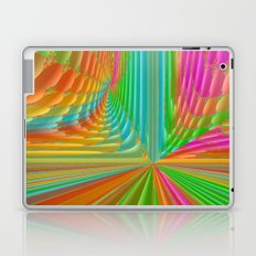 Abstract 359 a dynamic fractal Laptop & iPad Skin