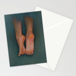 Flying Feet Stationery Cards