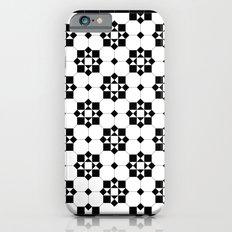 Victorian Floor Tile Pattern #3 Slim Case iPhone 6s