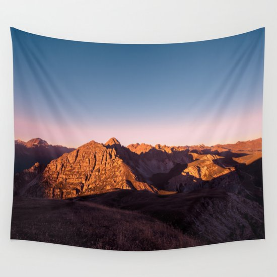 On the Surface Wall Tapestry