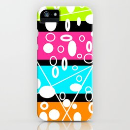Get your GLO on! iPhone Case