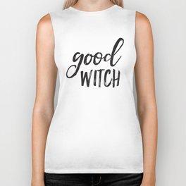 Good Witch Biker Tank