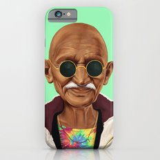Hipstory -  mahatma gandhi iPhone 6 Slim Case