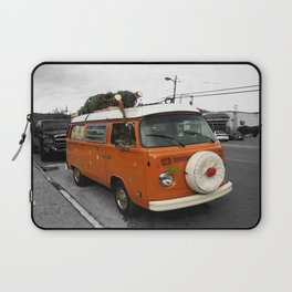 The Holiday Bus Laptop Sleeve