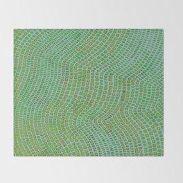 Shagreen Celadon Throw Blanket
