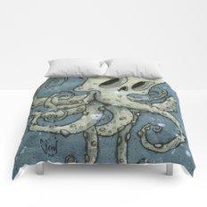 Nasty octopus Comforters