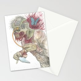 Pinky Out Stationery Cards