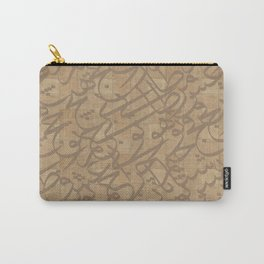 Persian calligraphy (tile) Carry-All Pouch