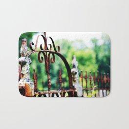 Cemetary Gate Bath Mat