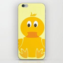 Quack Quack Duck iPhone Skin