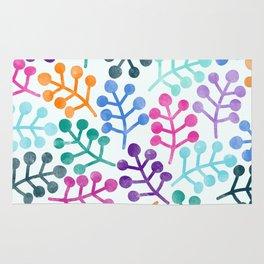 Flower Pattern IV Rug