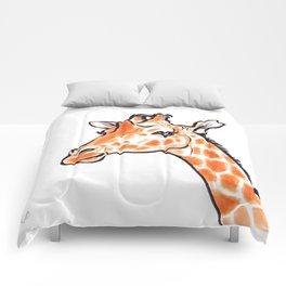Kipawa the Giraffe Comforters