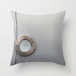Top Light Throw Pillow