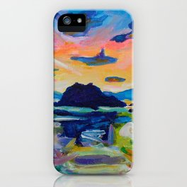 Altered Scape iPhone Case