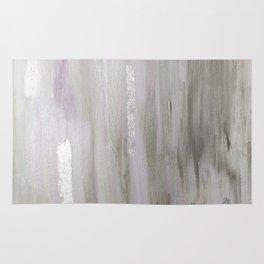 Lavender & Silver Rug