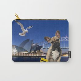 Achio in Sydney Carry-All Pouch