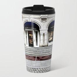 Polo Ralph Metal Travel Mug