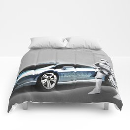Lamborghini Troopers Comforters