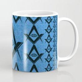 Freemason Symbolism, Masonic, Masonry, Occult Coffee Mug
