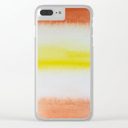 Cocktail No.10 Clear iPhone Case