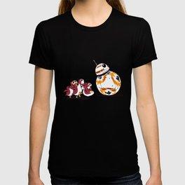 Porgs & BB-8 T-shirt