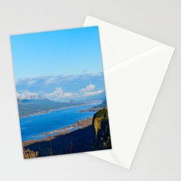 The Gorge II Stationery Cards