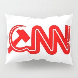 Communist News Network Pillow Sham