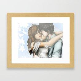 Marry You Framed Art Print