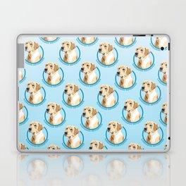 Labrador Retriever Print Laptop & iPad Skin