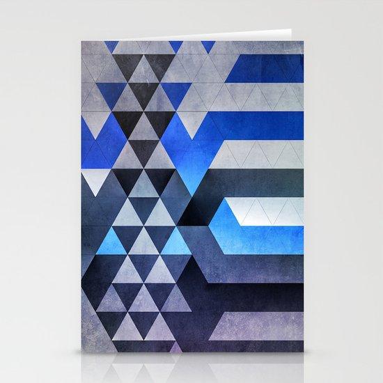 kyr dyyth Stationery Cards