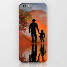 sky is on fire and I must go Slim Case iPhone 6s