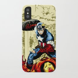 Civil War, Hail Hydra! iPhone Case