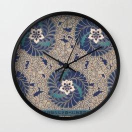 Japan Light - Analogic Photo Artwork Wall Clock