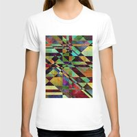 the fault T-shirts featuring Fault Lines by Klara Acel