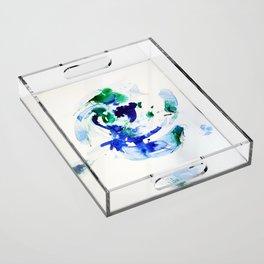 Orbit Acrylic Tray