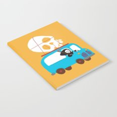 Death on wheels Notebook