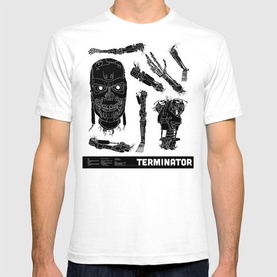 Decommissioned: Terminator  T-shirt