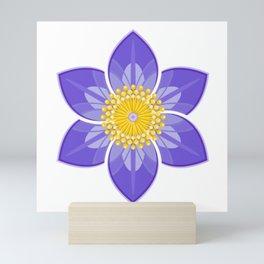 Pasqueflower Mini Art Print
