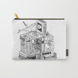 Worlds within Worlds Carry-All Pouch