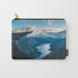 Trolltunga, Norway Carry-All Pouch