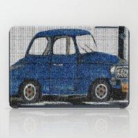 cuba iPad Cases featuring Cuba Car by Sartoris ART