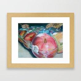 Plastic Trap Framed Art Print