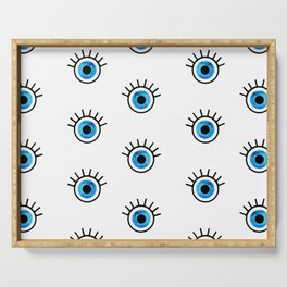 Eye See You Serving Tray