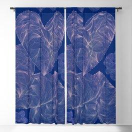 Choose love Blackout Curtain