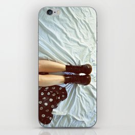 who doesn't love docs iPhone Skin