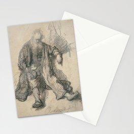 Rembrandt - The Drunken Lot (1630) Stationery Cards