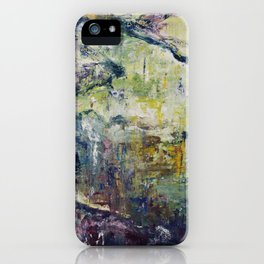 Lichen 4 iPhone Case